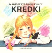 """<h5>Kredki, 1986</h5><p>seria """"Poczytaj mi mamo""""</p>"""