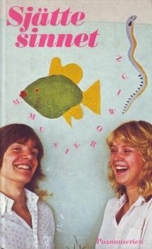 <h5>Szósta klepka, przekład szwedzki</h5><p>Sjätte sinnet, tł. Lennart Ilke, Bromma 1984</p>