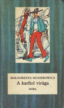 <h5>Kwiat kalafiora, przekład węgierski</h5><p>A karfiol virága, tł. Bába Mihály, Budapeszt 1987</p>