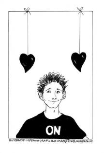 """<h5>ilustracja do książki """"Musierowicz dla zakochanych""""</h5>"""