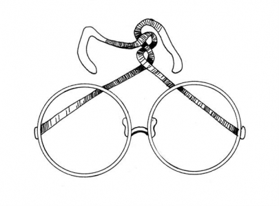<h5>ilustracja do cyklu Jeżycjada®</h5>