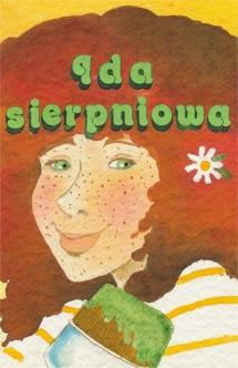 "<h5>""Ida sierpniowa"" - projekt okładki</h5>"