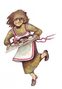 """<h5>ilustracja do książki """"Kluczyk""""</h5>"""