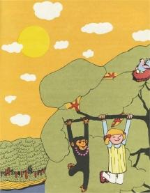 """<h5>ilustracja do książki """"Czerwony helikopter""""</h5>"""
