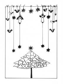 """<h5>strona tytułowa książki """"Na Gwiazdkę""""</h5>"""