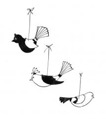 """<h5>ilustracja do książki """"Na Gwiazdkę""""</h5>"""