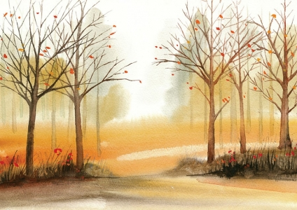 """<h5>ilustracja do książki Emilii Kiereś """"Miedziany Listek""""</h5>"""