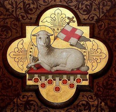 AGNUS_DEI -,magister sacrorum iulianos